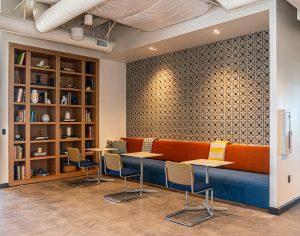 WeWork creative office