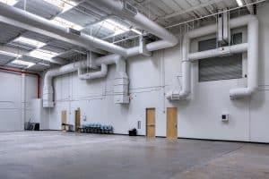 Portview Prep Gym