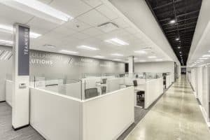 Offices at RAM's Financial Partners Credit Union Project