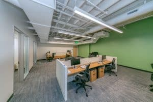 office space in UCP, RAM Construction's project