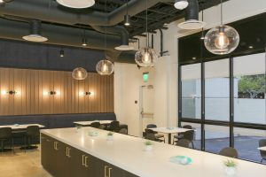 Lighting at RAM Construction's FPCU project